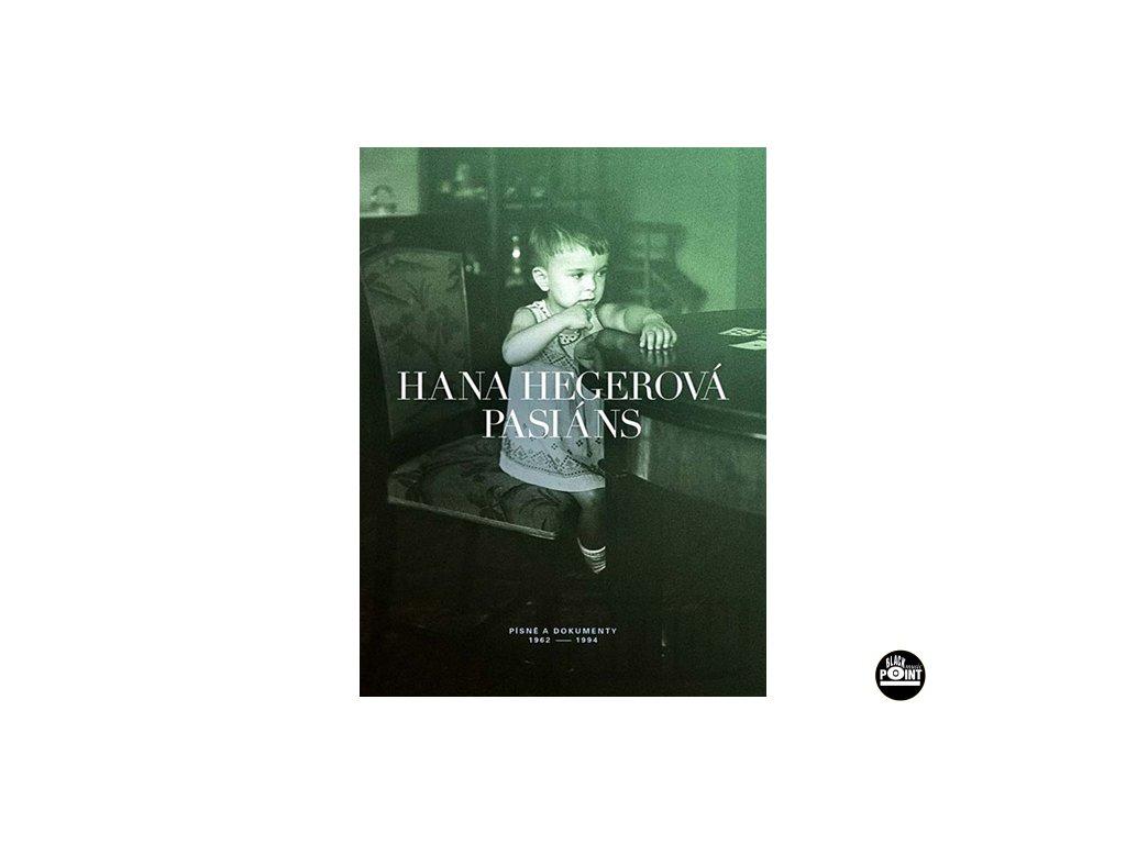 HEGEROVÁ HANA - Pasiáns (Písně a dokumenty 1962 - 1994) - DVD