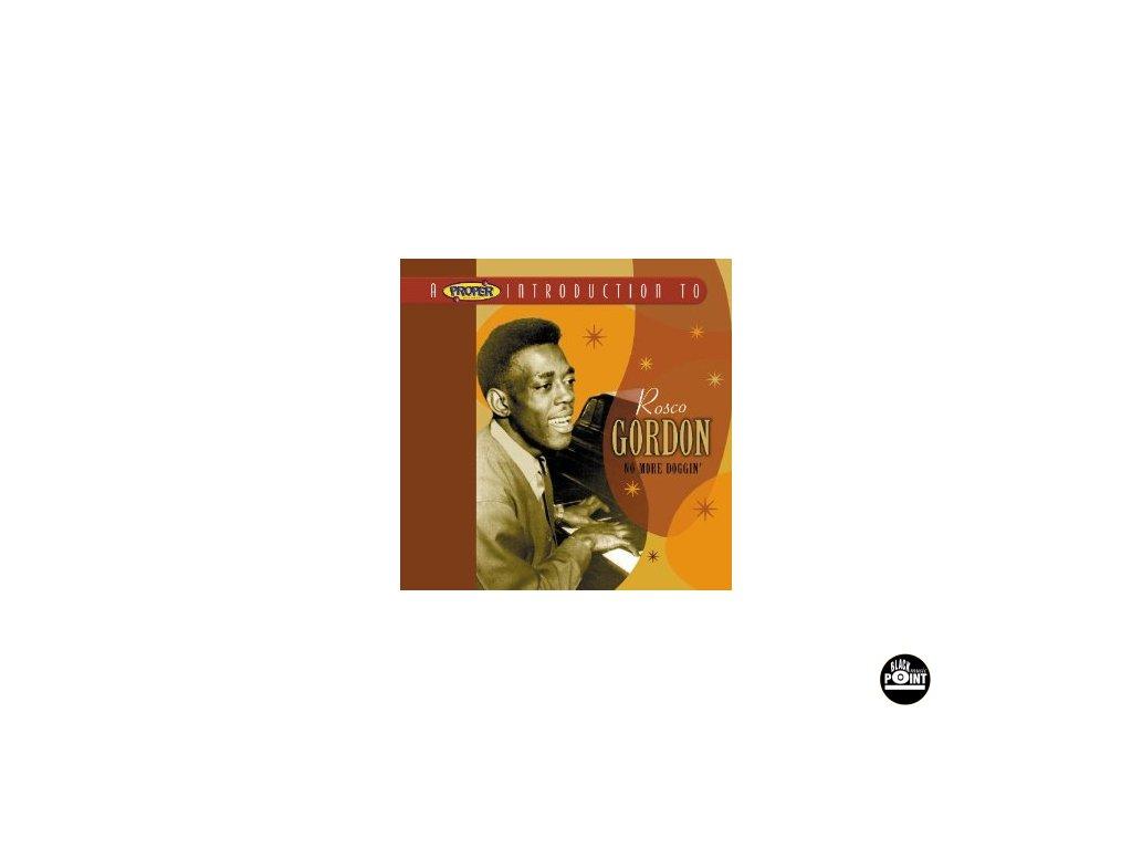 GORDON ROSCO - No More Doggin´ - CD