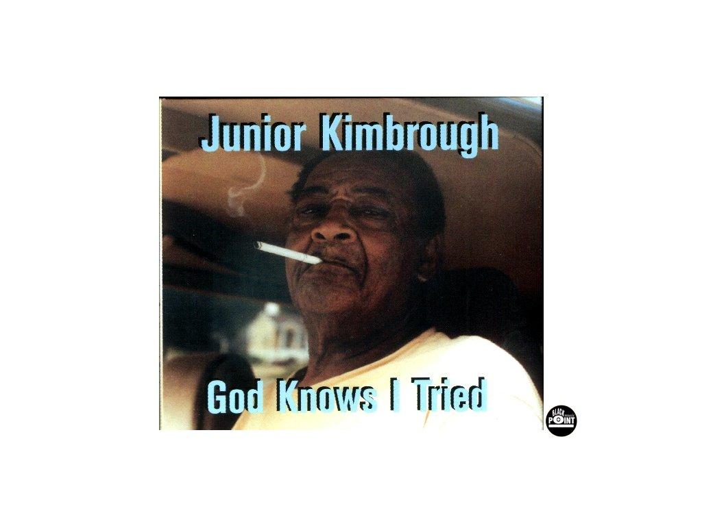 KIMBROUGH JUNIOR - God Knows I Tried - CD