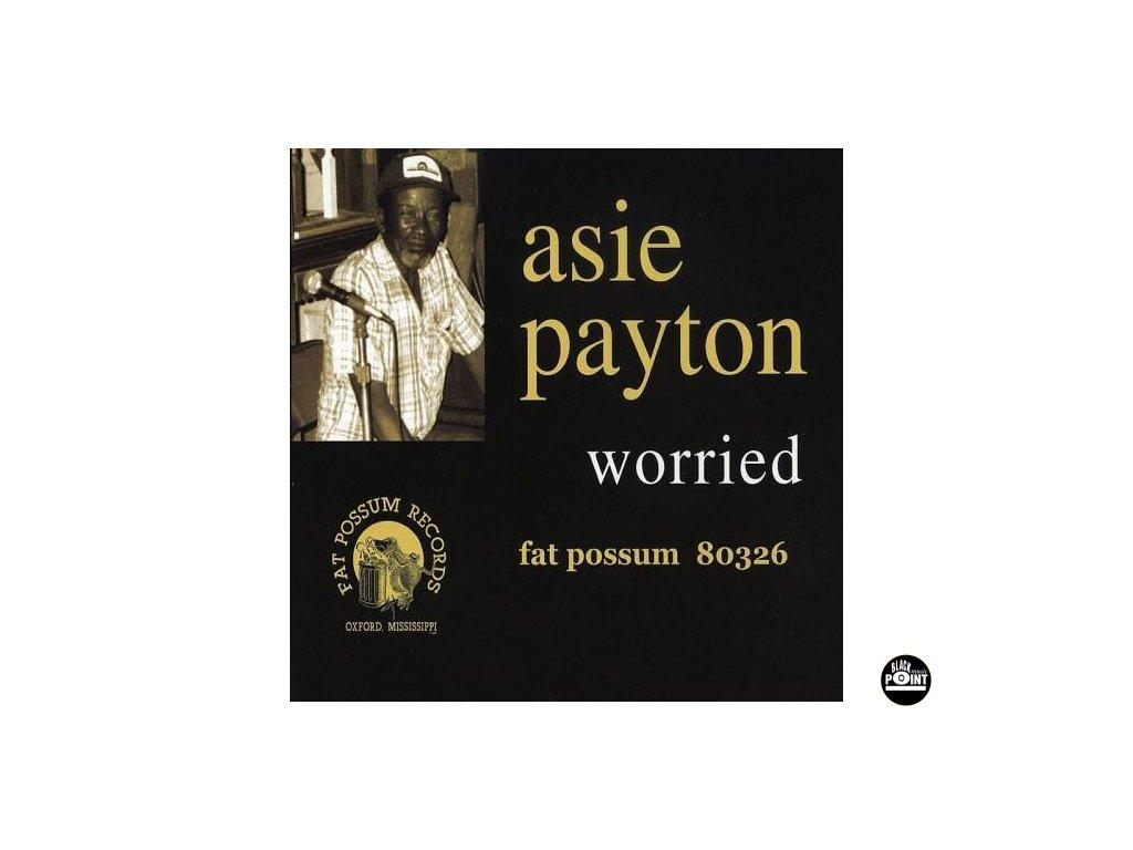 PAYTON ASIE - Worried - CD