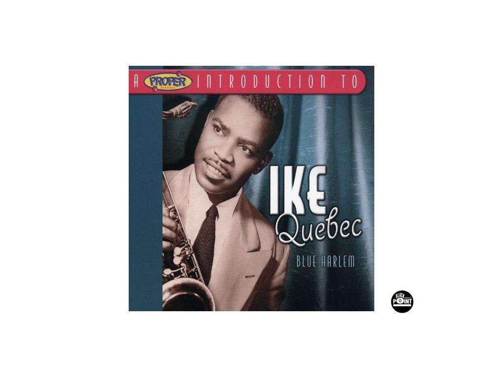 QUEBEC IKE - Blue Harlem - CD