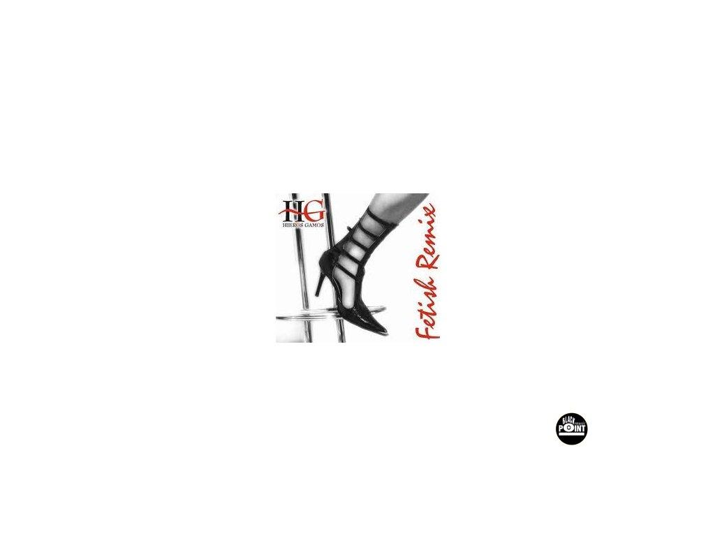 ĽAHKÁ MÚZA - HIEROS GAMOS - Fetish Remix - CD