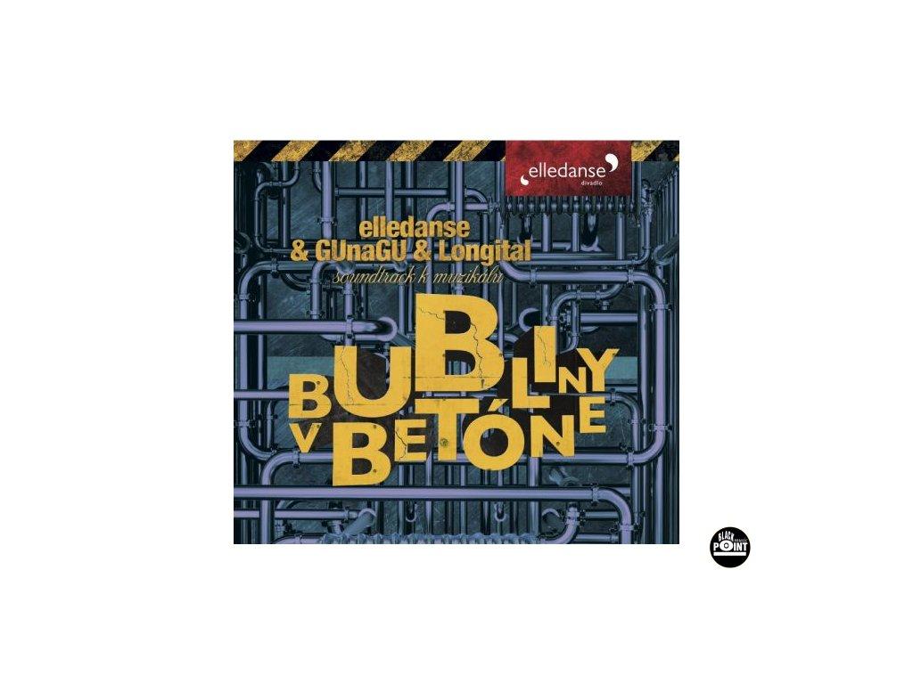 LONGITAL - Bubliny v betóne - CD