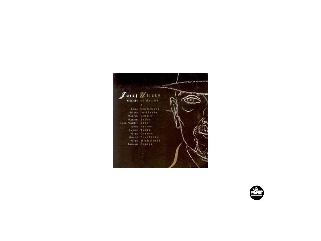 ULICKÝ JURAJ - Pesničky o láske a iné - CD