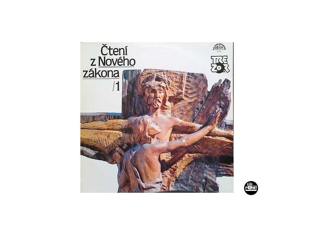 ČTENÍ Z NOVÉHO ZÁKONA 1 - LP / BAZAR