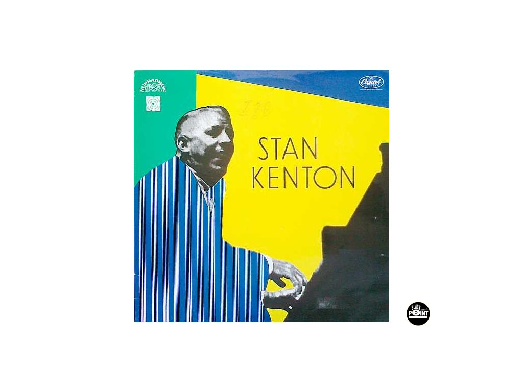 KENTON STAN - LP / BAZAR