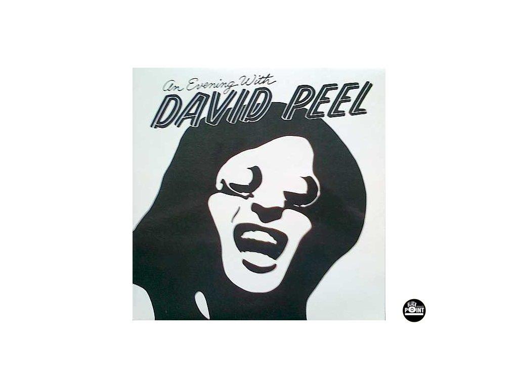 PEEL DAVID: An Evening With - LP / BAZAR
