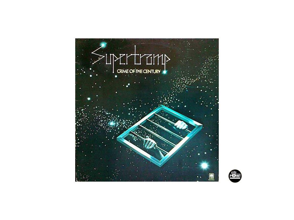 SUPERTRAMP: Crime Of The Century - LP / BAZAR