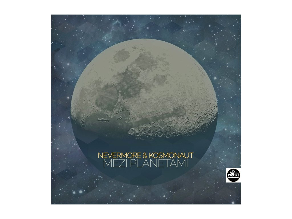 NEVERMORE & KOSMONAUT - Mezi planetami - CD