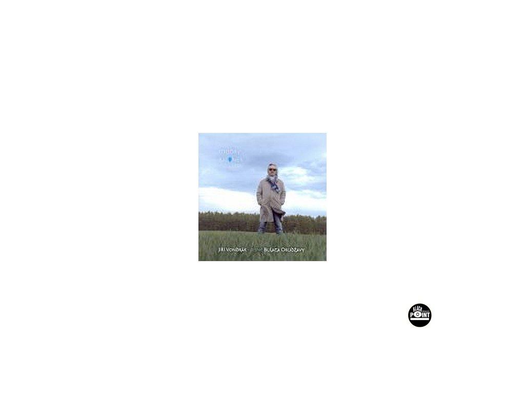 VONDRÁK JIŘÍ - Modrý balónek - CD