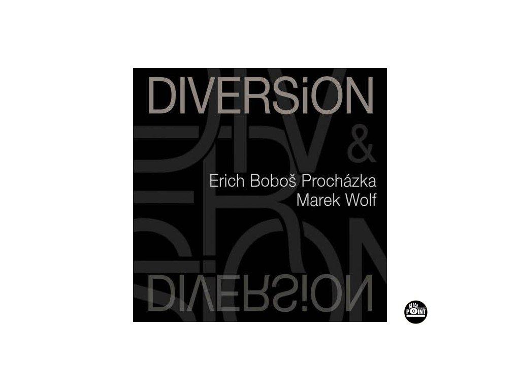 PROCHÁZKA / WOLF - Diversion - CD