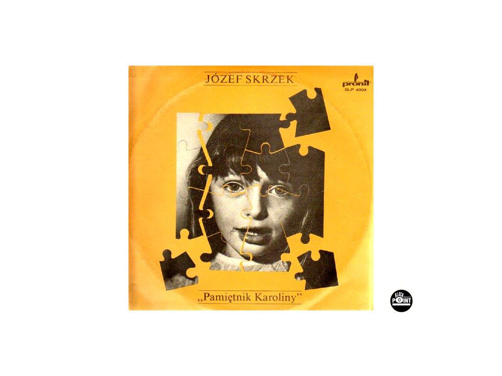 SKRZEK JOZEF - Pamietnik Karoliny - CD