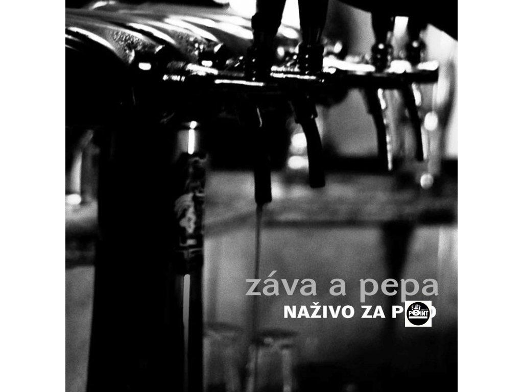 ZÁVIŠ A JOSEF KLÍČ / ZÁVA A PEPA - Naživo za pivo - CD