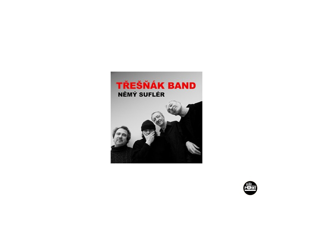 TŘEŠŇÁK BAND - Němý suflér - CD