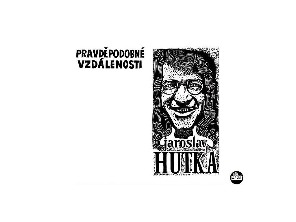 HUTKA JAROSLAV - Pravděpodobné vzdálenosti - CD