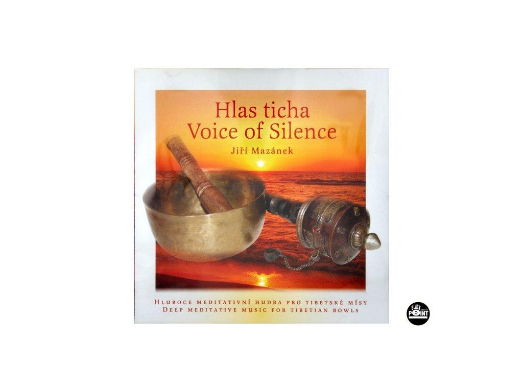 MAZÁNEK JIŘÍ - Hlas ticha - CD