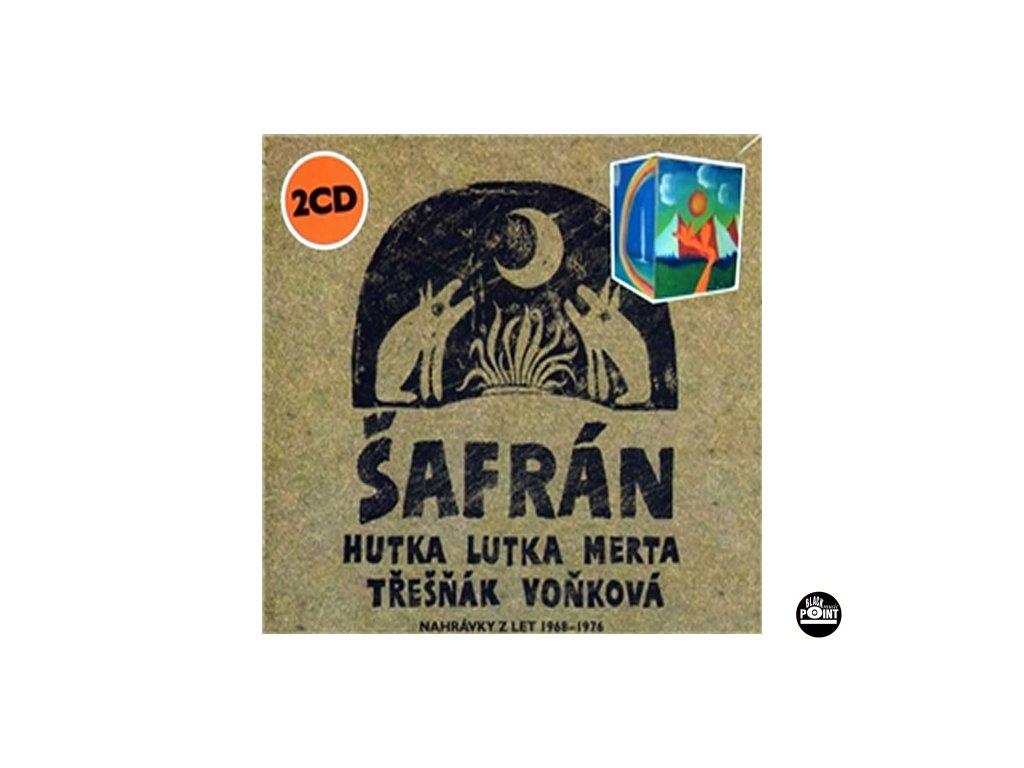 ŠAFRÁN - 2CD