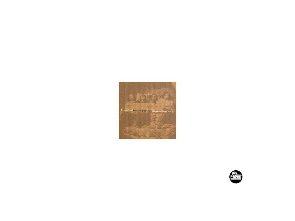 HOUPACÍ KONĚ - Koňské síly (1991 - 2007) - dema, bootlegy, rarity - CD