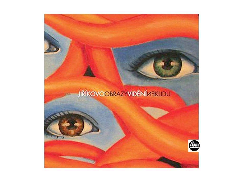 JIŘÍKOVO VIDĚNÍ - Obrazy neklidu - CD