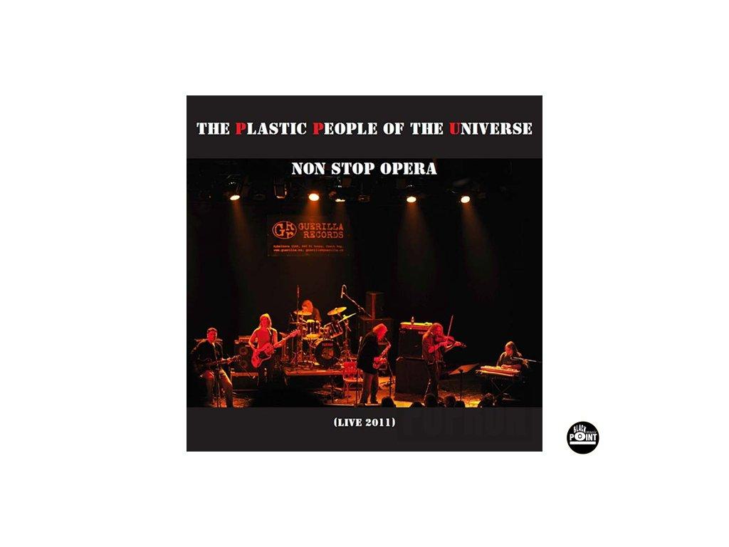 PLASTIC PEOPLE - Non Stop Opera - CD