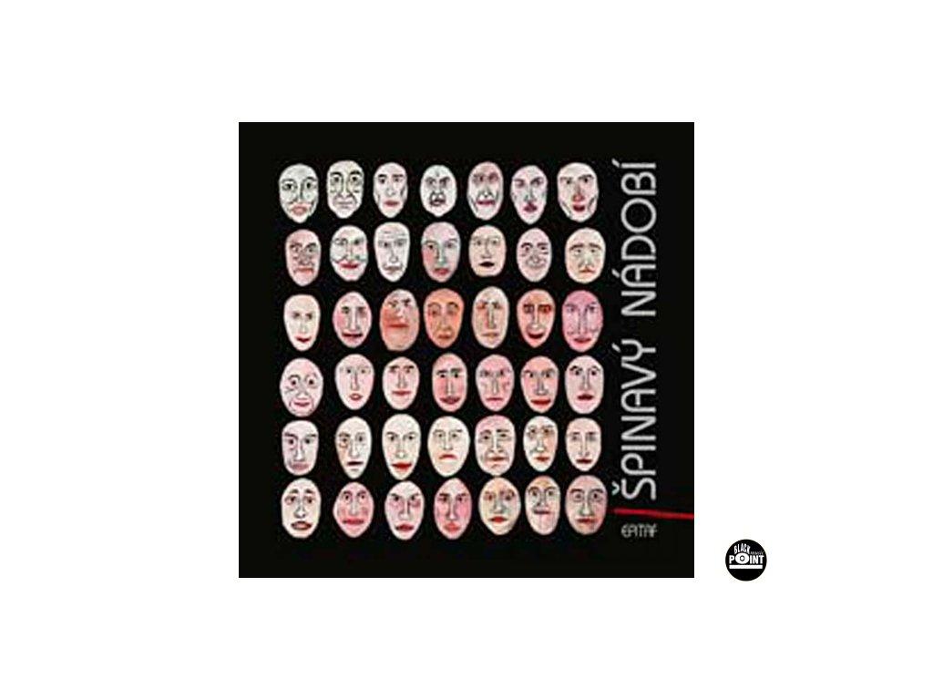 ŠPINAVÝ NÁDOBÍ - Epitaf - CD