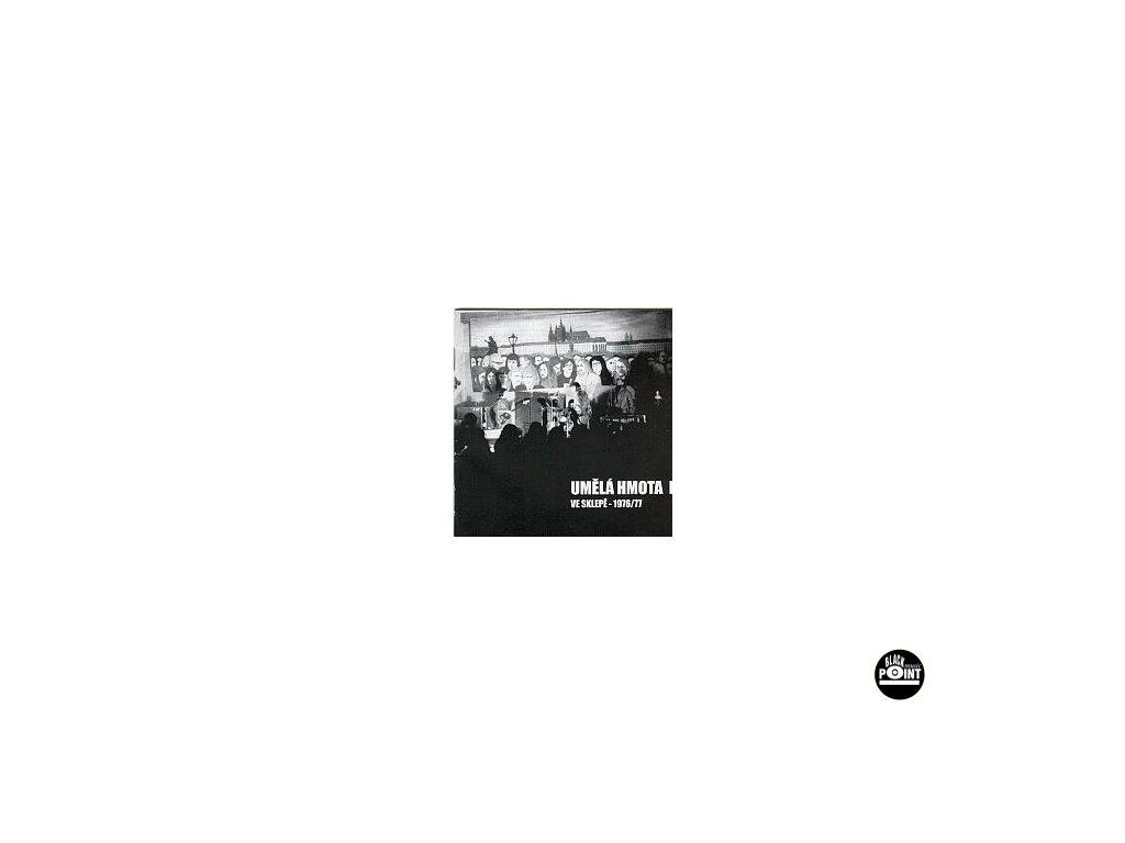 UMĚLÁ HMOTA II - Ve sklepě - CD