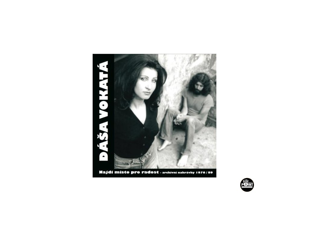 VOKATÁ DÁŠA - Najdi místo pro radost (1976-1989) - CD