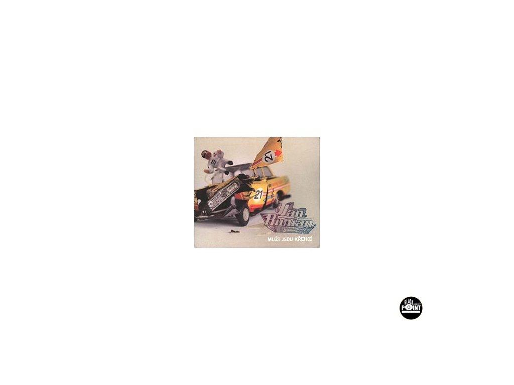 BURIAN JAN - Muži jsou křehcí - 2CD