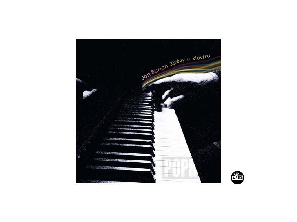 BURIAN JAN - Zpěvy u klavíru - 2CD