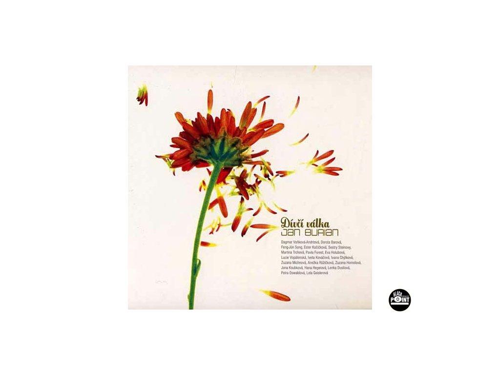 BURIAN JAN  - Dívčí válka - 2CD