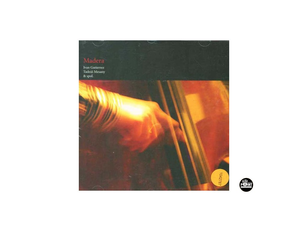 GUTIÉRREZ IVAN - Madera - CD
