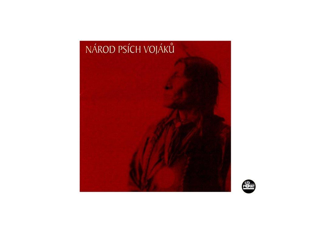 PSÍ VOJÁCI - Národ Psích vojáků - The Best Of - CD