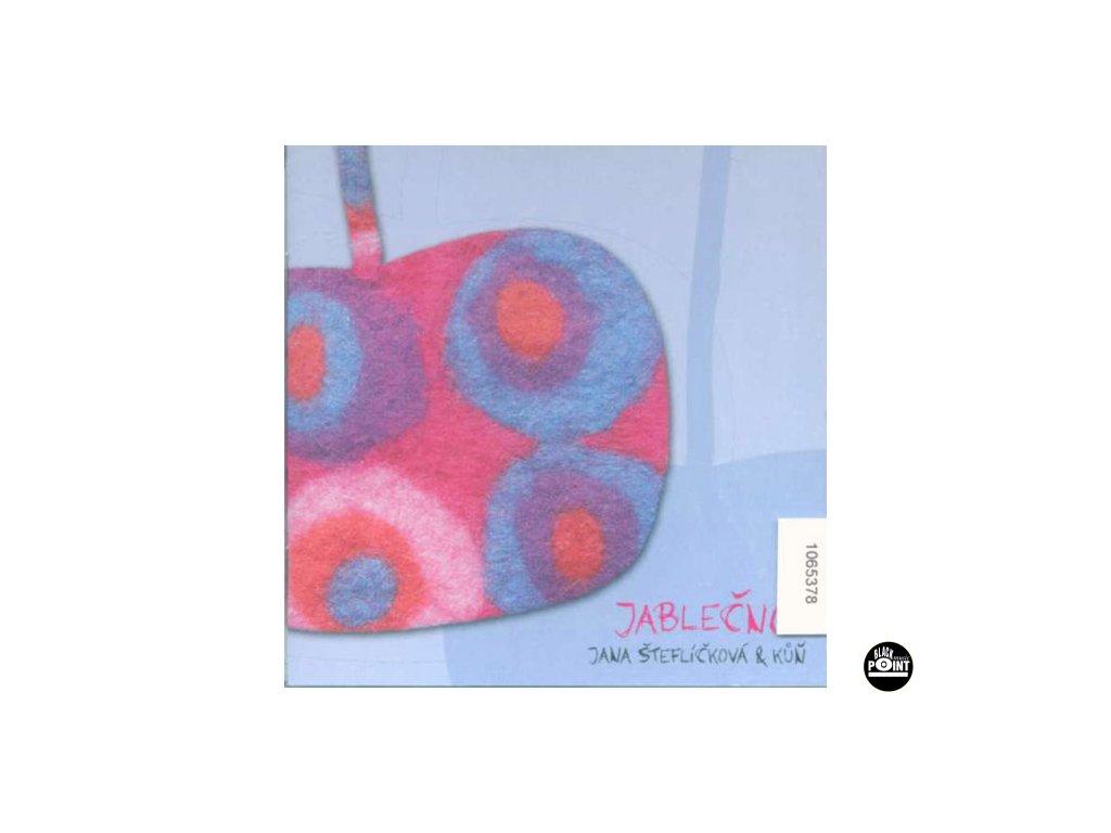 ŠTEFLÍČKOVÁ JANA & KŮŇ - Jablečno - CD