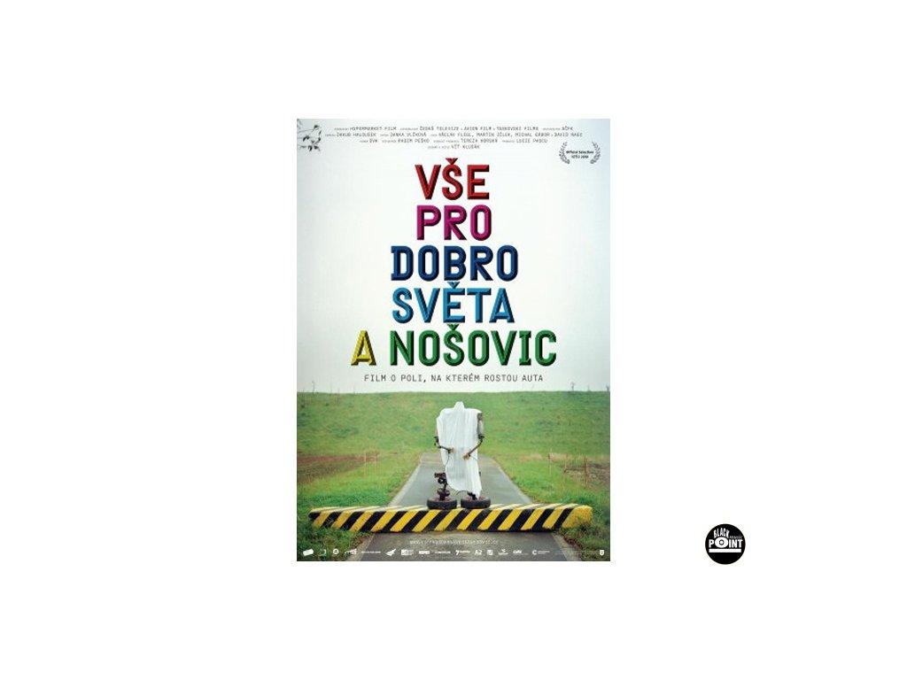 KLUSÁK VÍT - Vše pro dobro světa a Nošovic - DVD