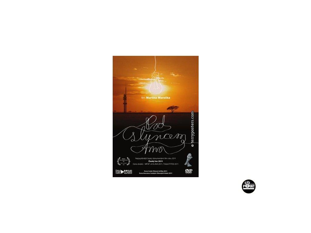 MAREČEK MARTIN - Pod sluncem tma - DVD