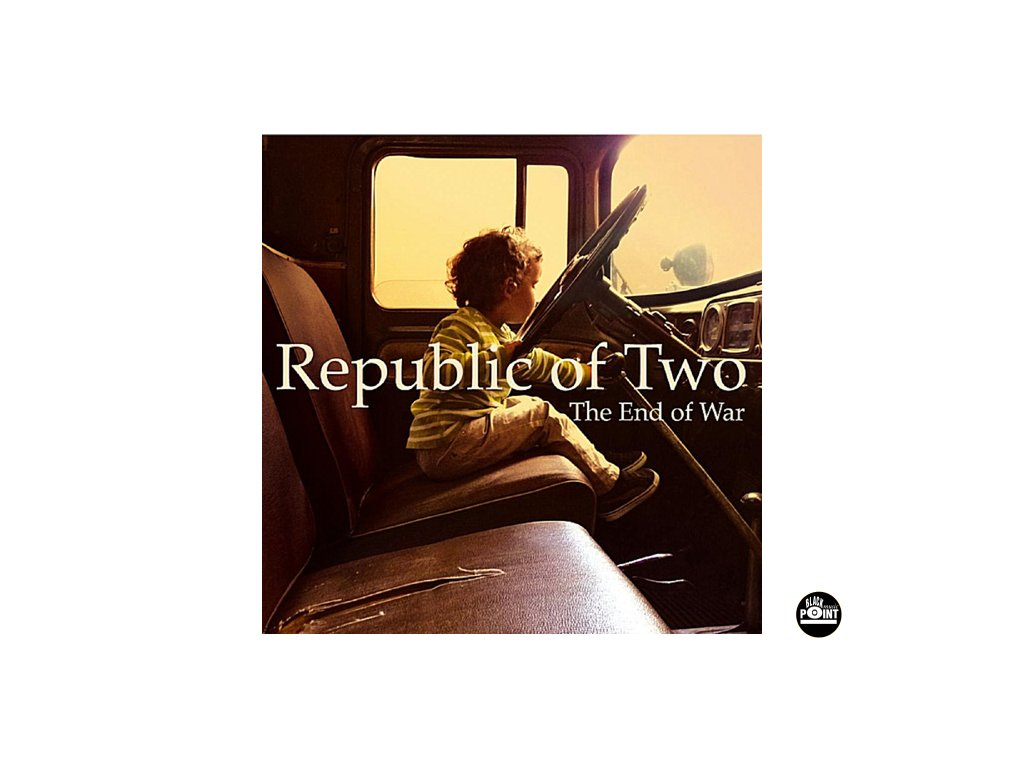 REPUBLIC OF TWO - The End of War - CD