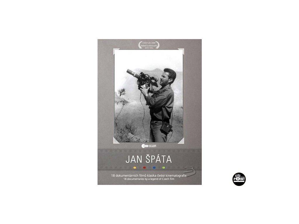 ŠPÁTA JAN - 18 filmů…. - 4DVD