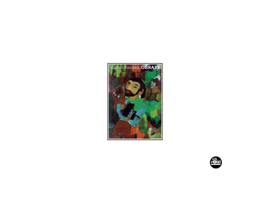 KOUBEK VÁCLAV - Obrazy (+8x bonus) - CD