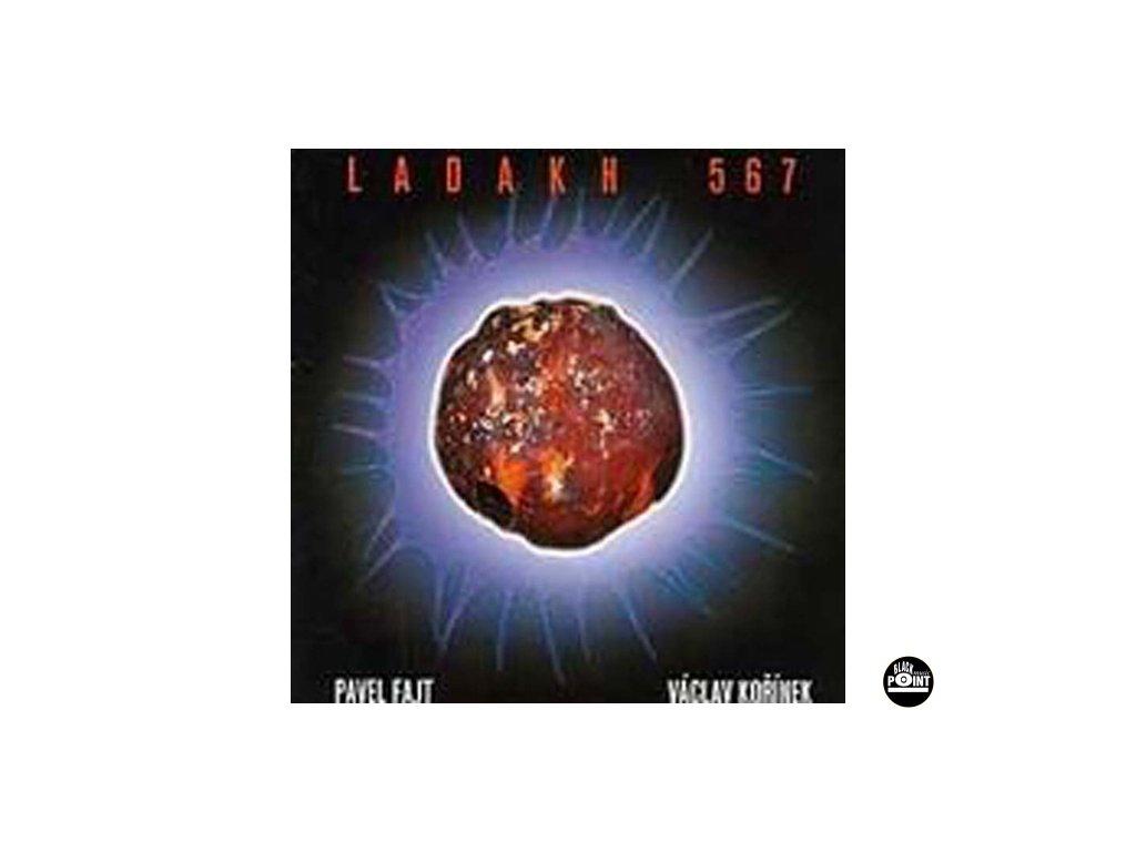 FAJT PAVEL & VÁCLAV KOŘÍNEK - LADAKH 567 - CD