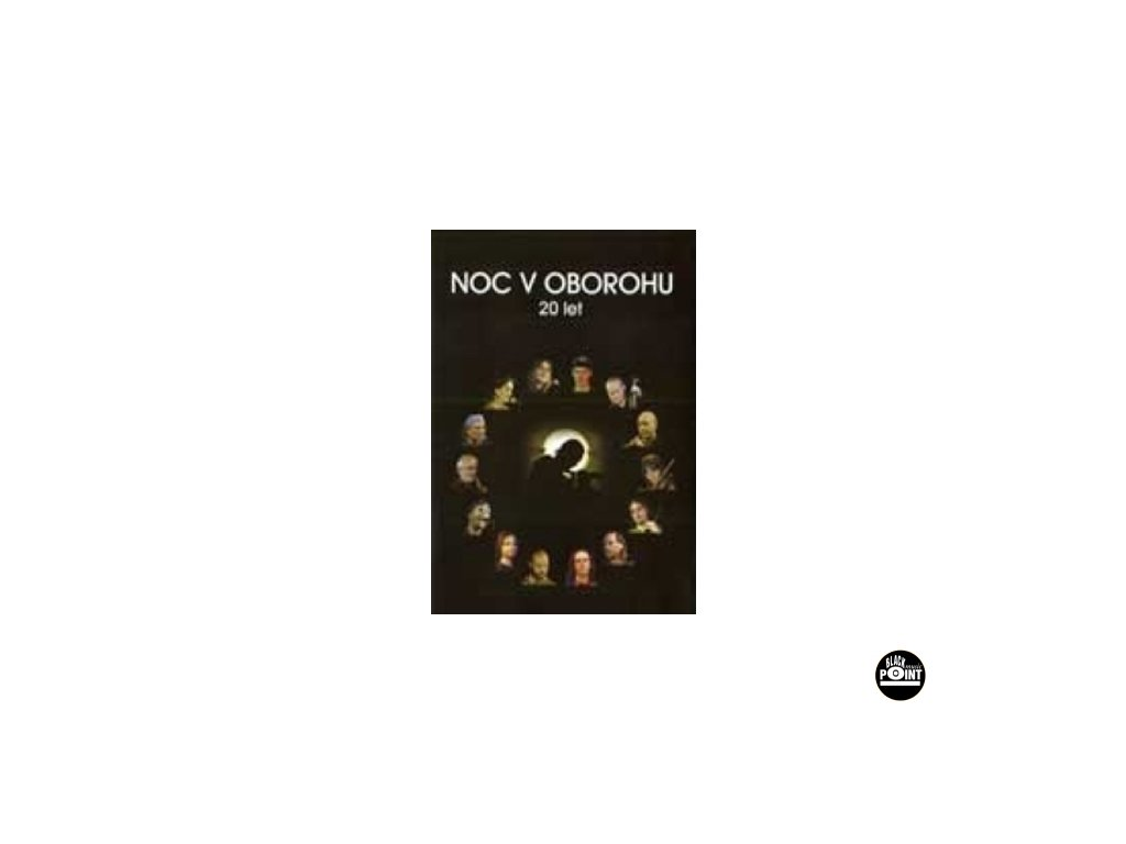 OBOROH - Noc v Oborohu 20 let - DVD