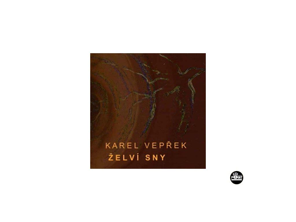 VEPŘEK KAREL - Želví sny - CD