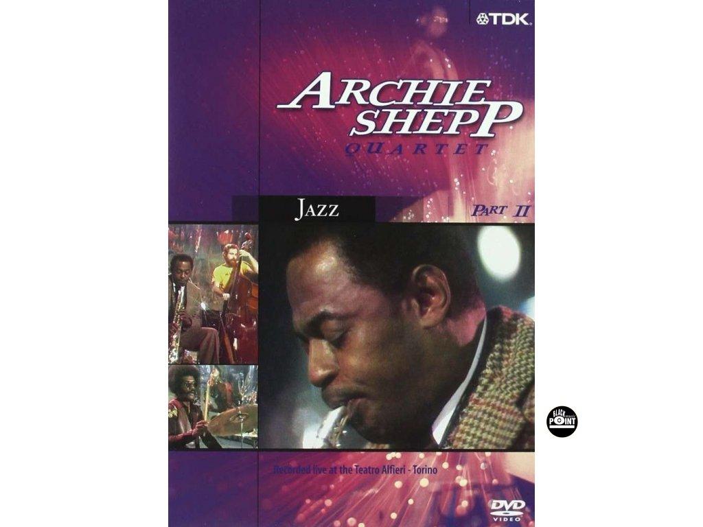ARCHIE SHEPP QUARTET - Part II - DVD