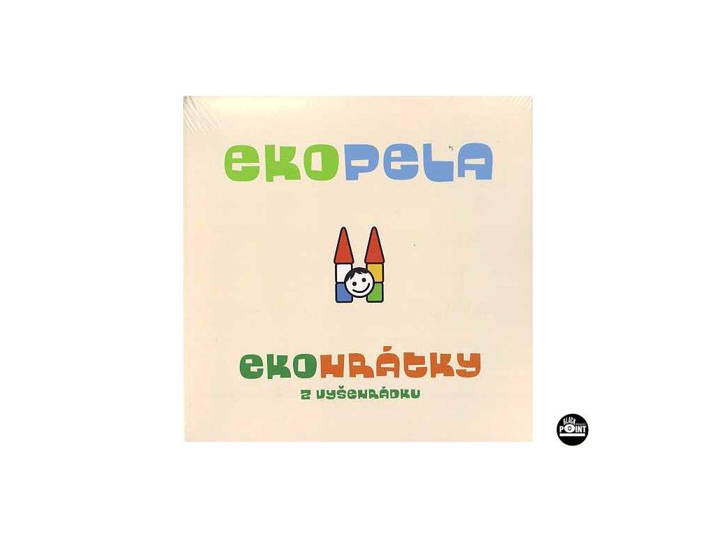 EKOPELA - Ekohrátky z Vyšehrádku - Kniha+CD