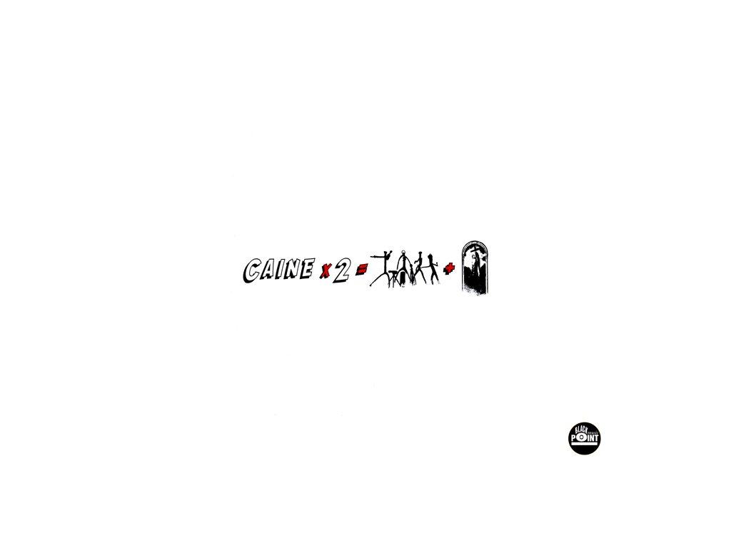 CAINE - Myšionáři / Caine & Rusová živě - 2CD