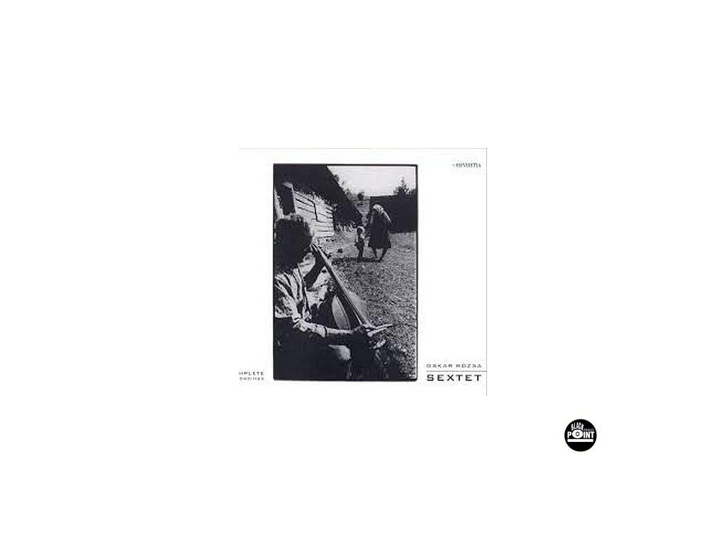 OSKAR RÓZSA SEXTET - Oskar Rozsa Sextet - CD