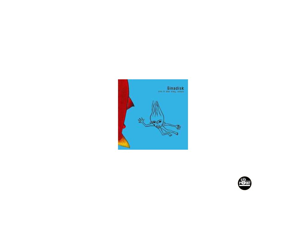 ŠINA & DLHÉ DIELY - Šinadisk - CD