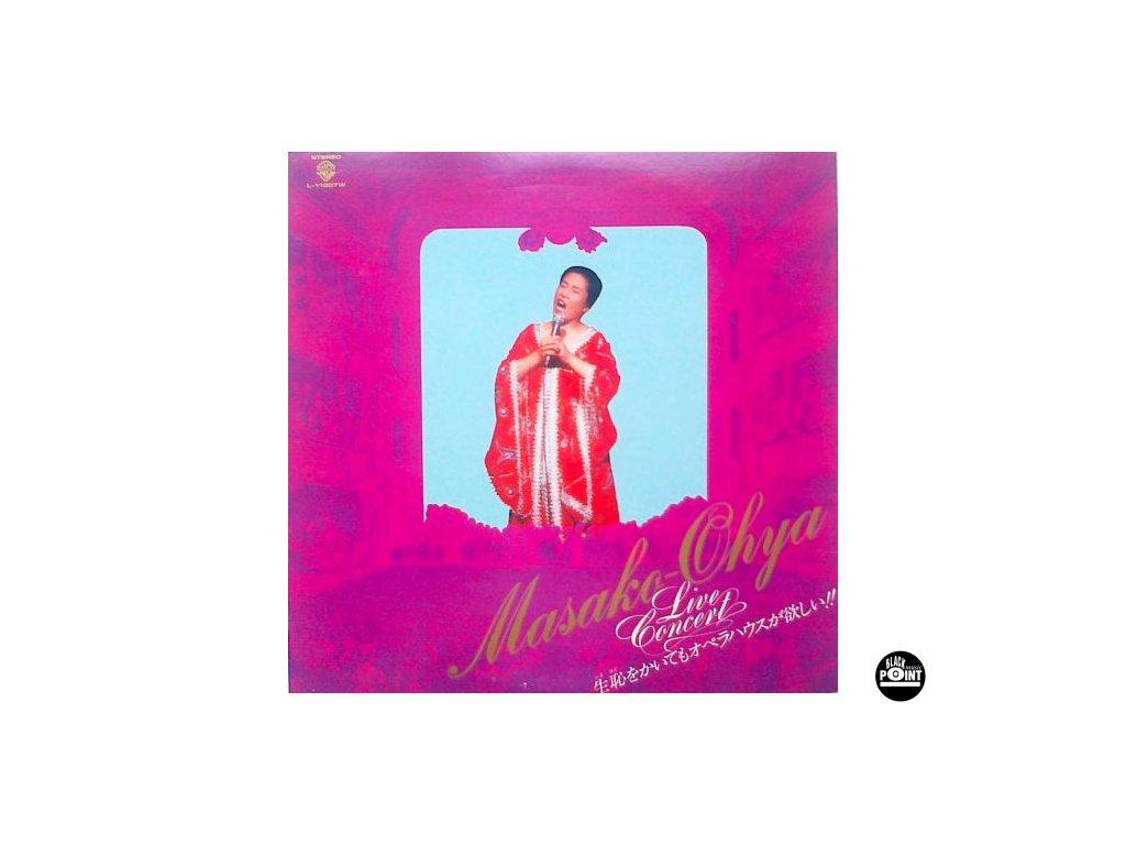 MASAKO-OHYA - Live Concert - LP / VINYL