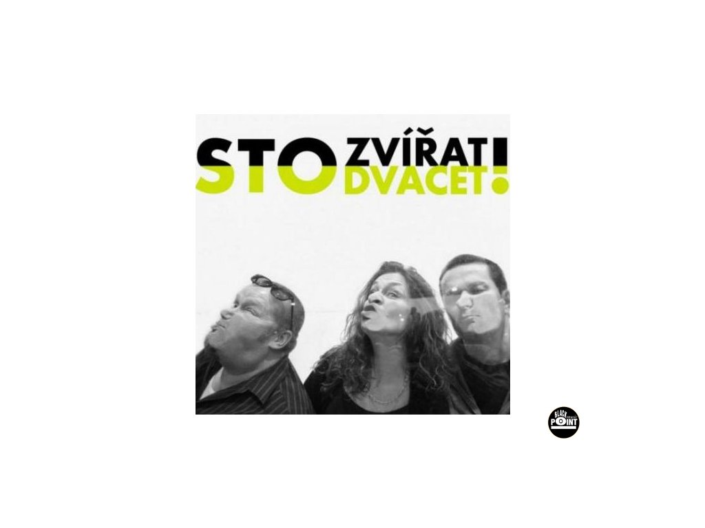 STO ZVÍŘAT - Sto dvacet - CD