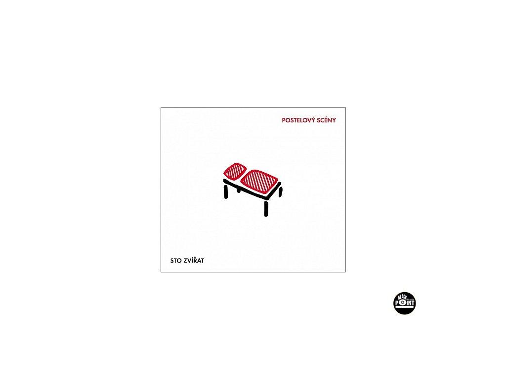 STO ZVÍŘAT - Postelový scény - CD