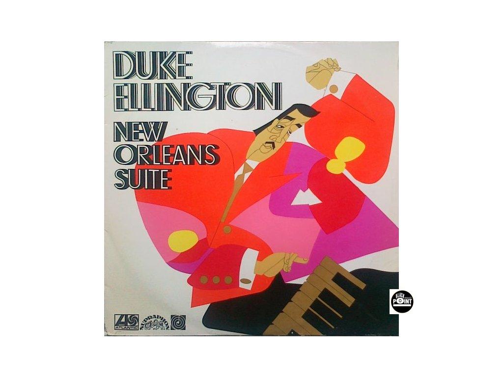 ELLINGTON DUKE: New Orleans Suite - LP / BAZAR